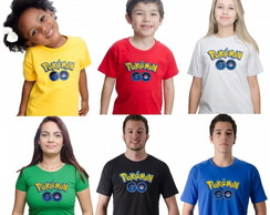 Camiseta pokemon go