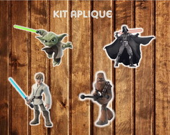 Aplique Star Wars
