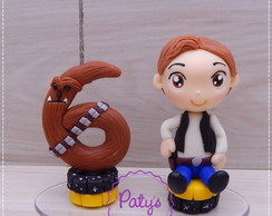 Mini Topinho Han Solo - Star Wars
