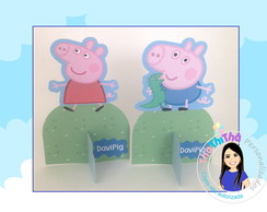 Mini Display - Peppa Pig