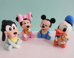 Personagens Disney Baby de Biscuit