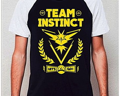CAMISETA RAGLAN - TEAM INSTINCT