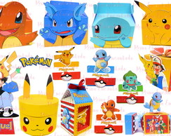 Arquivo de Corte Kit Pokemon