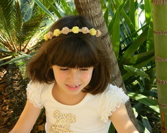 Head Band Flores