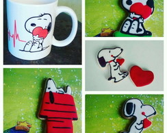 Kit Snoopy - Cookies e Caneca