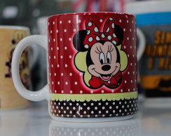 Caneca Mickey ou Minnie