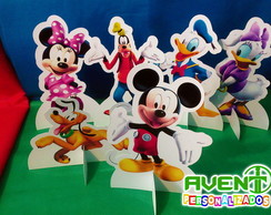 Display de Mesa A casa do Mickey Mouse