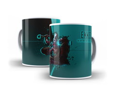Caneca League of Legends Ekko
