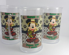 Canecas Mickey Safari