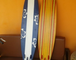 Prancha Surf decorativa 120 cm