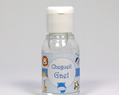 Mini Álcool Gel 30 Ml Basic com Tag