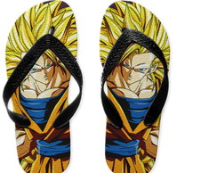 Chinelos Personalizados Dragon Ball
