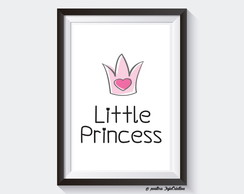 Pôster Little Princess