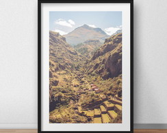 Poster: Os incas, Paisagens do Peru