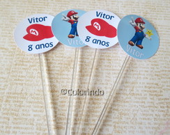 Toppers Super Mario