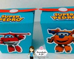 Mini Caixa Sushi Super Wings