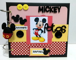 Álbum scrap Mickey