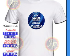 Camiseta Chá Bar Skol Beats