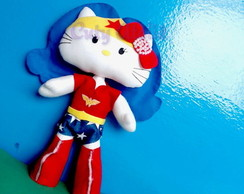hello kitty super girl
