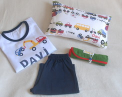 Kit Festa do Pijama Meninos