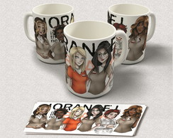 Caneca Orange Is The New Black - Mod. 8