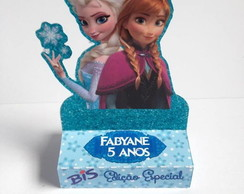 Porta chocolate duplo Frozen