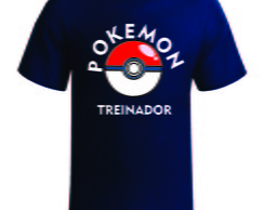 Camiseta do Pokemon Go