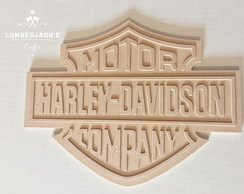 Placa decorativa Davidson MDF cru