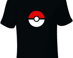 Camiseta adulto Pokebola