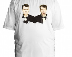 Camiseta Pet Shop Boys tam. especial 02
