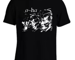 Camisa A-ha Take On Me