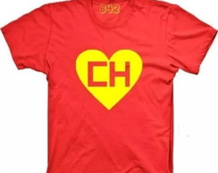Camisa Chapolin Colorado Turma Do Chaves