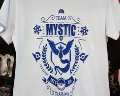 Camiseta Pokemon Go Team Mystic