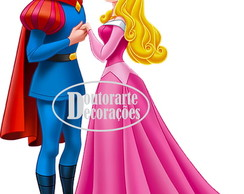 2 DISPLAYS PRINCESAS
