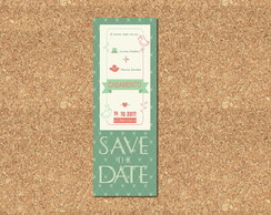 Save the Date - Arte Digital