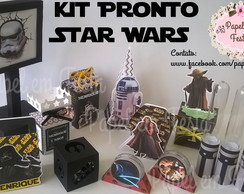 Kit Pronto Star Wars