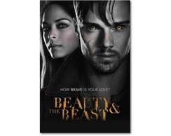 POSTER 30X40 - Beauty and the Beast