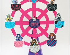 Roda Gigante Monster High