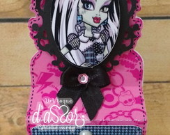 Porta chocolate duplo Monster High