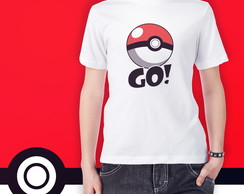 Camiseta Pokemon GO!