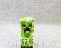 Porta Batom Creeper Minecraft