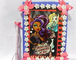 CADERNO MONSTER HIGH