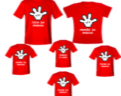 Camisetas para aniversario do Mickey 3