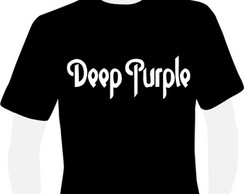 CAMISETA BANDAS Deep Purple