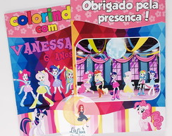 Kits Colorir e Revistas Para Colorir