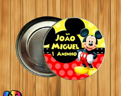 Latinha Mickey Mouse