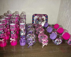 KIT FESTA MONSTER HIGH!!!