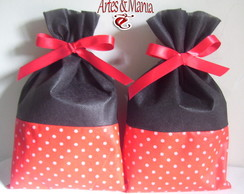 Kit 30 Sacolas Minnie
