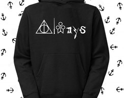 Moletom Harry Potter