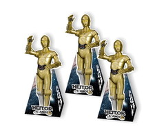 Piramide Star wars C3PO